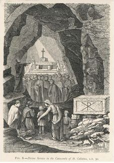Early saints at worship