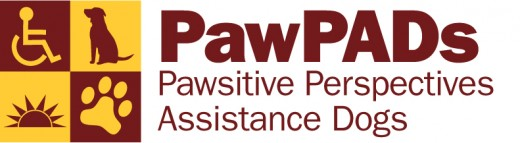 The official PawPADs logo