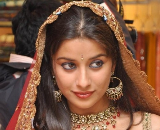 Madhurima in Bridal wear