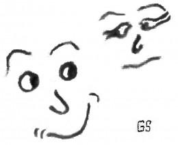 Drawing Copyright (c) 2009 Glenn Stok