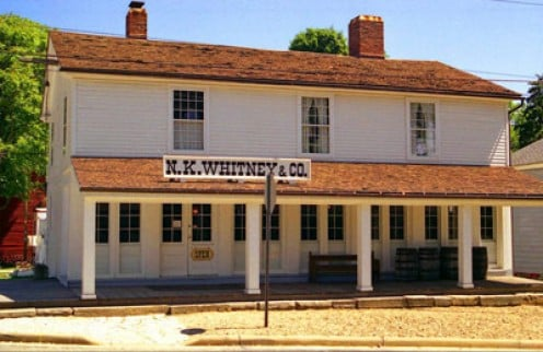 The Whitney Store.
