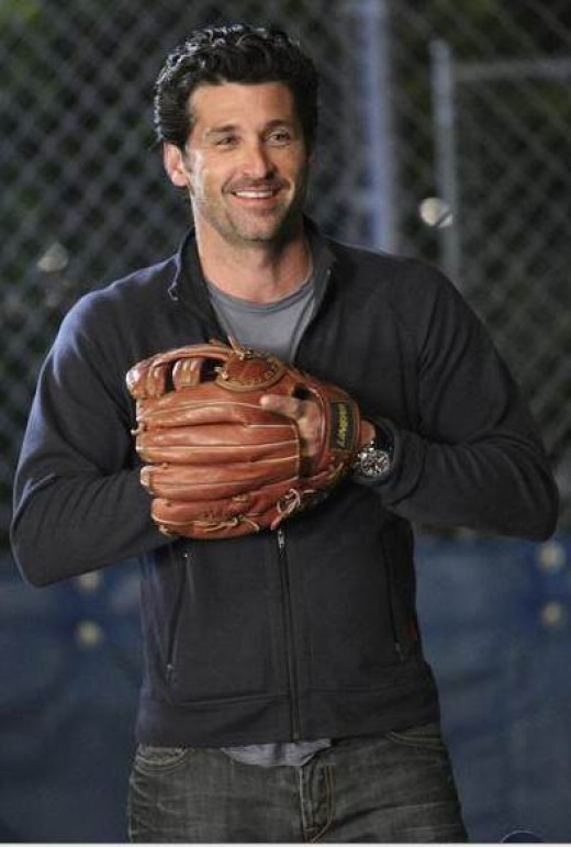 Patrick Dempsey of Greys Anatomy Hotties Hunk of TV