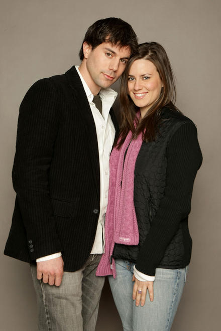 Micah Sloat & Katie Featherston