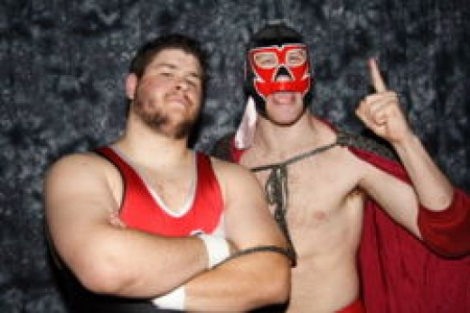 Former Tag Team Champs, Kevin Steen and El Generico