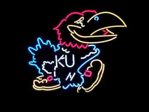 Jayhawks shine bright.