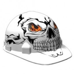 Undertaker Hard Hat