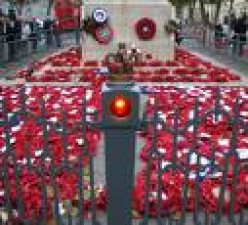 The Cenotaph.  A monument to monumental stupidity.    englisheccentricity.com photo