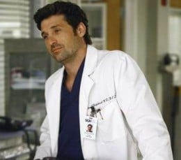 McDreamy can make my temperature soar!