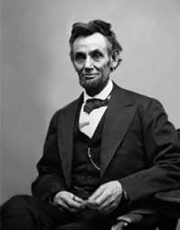 Last Portrait of Abraham Lincoln