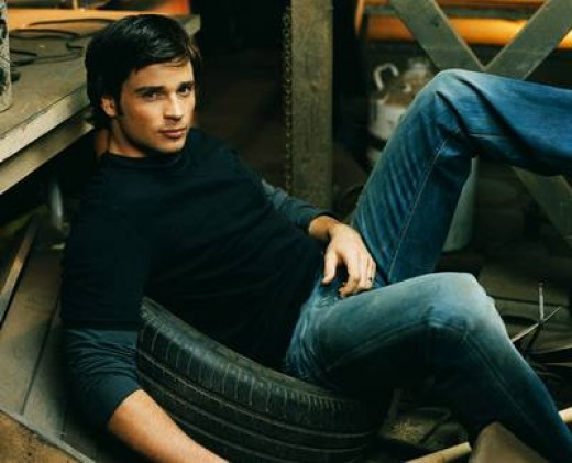 Clark is the star of Smallville. He is in every episode and really adds a special something for female viewers.