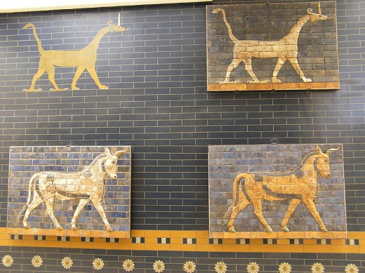Many archaeologists believed that The Ishtar Gate was mentioned in The Bible; in The Book of Bel (Apocrypha).  This part was eliminated in the modern version of The Bible.