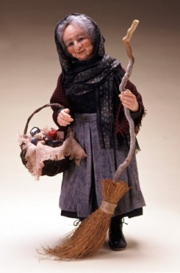 Befana, the Good Witch