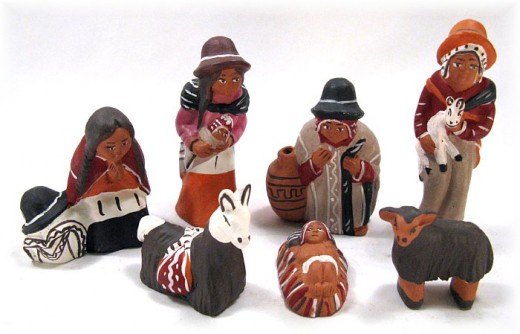 Peruvian Nativity