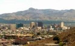 El Paso, Texas (As Far West Of Texas...As You Can Get!)