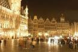 "Brussels, Belgium...""The Grand Place"""