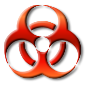 Symbol for biohazards.