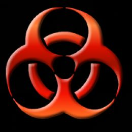 Symbol for biohazards.