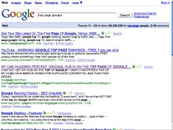 Google Fairies? Maybe it is NO Joke After all...  Check out the RESULTS Competition that I have here?