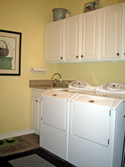 Dual Purpose Laundry Room/Mudroom Design