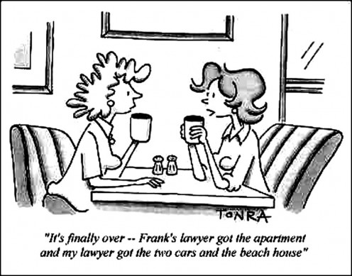 Love those lawyer jokes!
