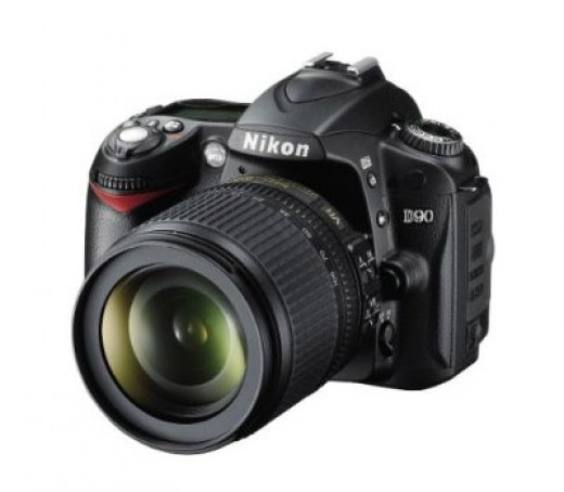 Nikon SLR D90 is a great camera for many different things!