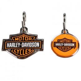 No Harley doggie ID tags, alas.