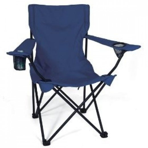 Adult camping chair £4 00 Wilkinsons HotUKDeals