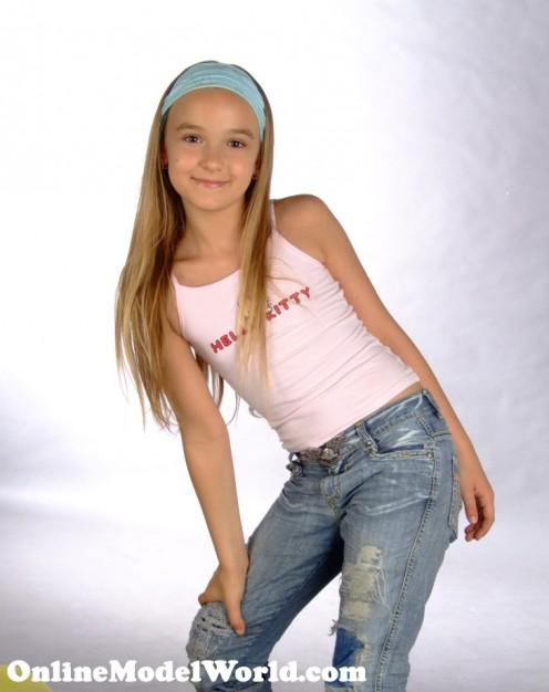 child models webpage