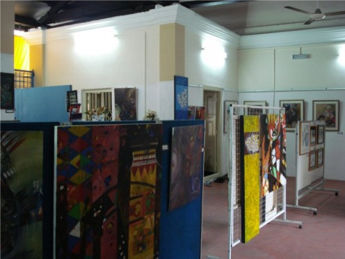 Penang Malays Art Gallery - Interior 4
