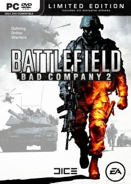دانلود بازی بسیار زیبای Battlefield : Bad Company 2