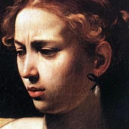 Judith by Caravaggio