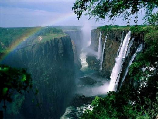 Victoria Falls,Zambia Zimbabwe