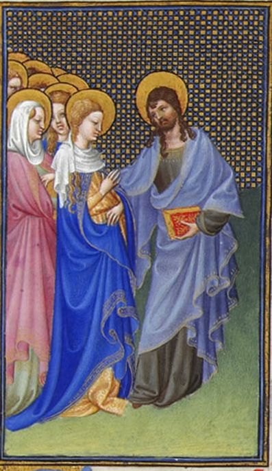 The Mystical Marriage of Christ and the Church