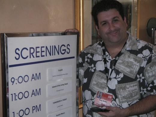Ross at AFM Le Merigot 2006