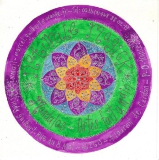 Naturale Magick Mandala