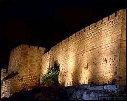 The weeping wall (prayer wall) of Jeruselem