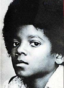 Michael Jackson during Jackson 5 days.