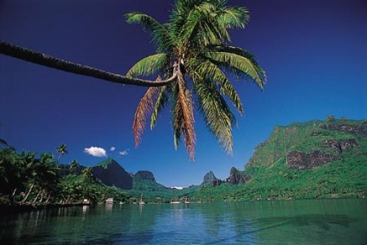 With backdrops like this, how can you not enjoy a Tahiti holiday?