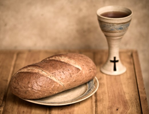 ORTHODOX EUCHARIST BREAD
