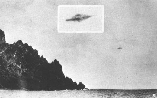( Trindade Island, Brazil)-January 16, 1958