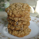 Chewy Chocolate Chip Oatmeal Cookies (from allrecipes.com)