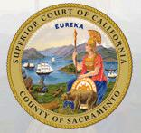 Sacramento Superior Court Seal