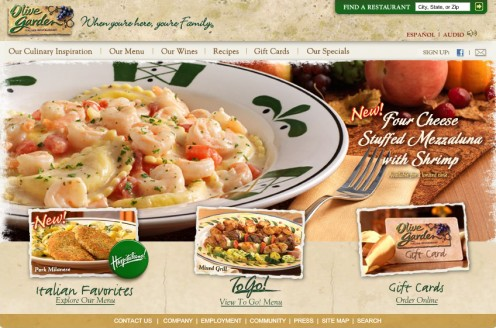Olive Garden Coupons To Print