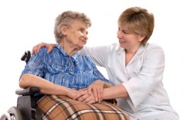 COMMUNITY SERVICES ARE THERE TO PROVIDE HELP TO THE AGED PEOPLE IN OUR COMMUNITY
