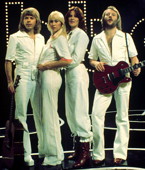 Early ABBA