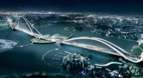 Dubai to build the longest arch bridge in the world