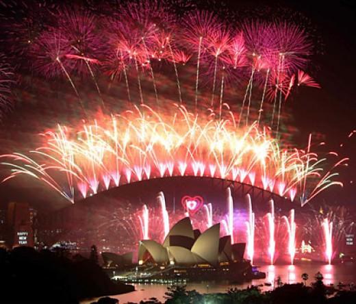 Sydney Countdown