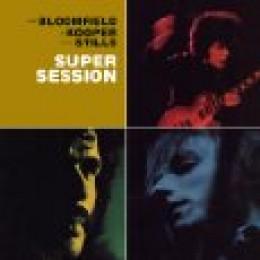 "Album cover for ""Super Session"""