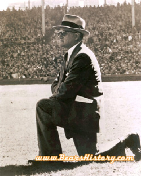 Papa Bear George Halas