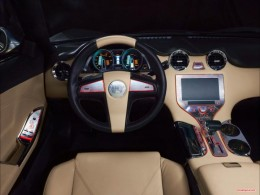 Karma Sedan Interior